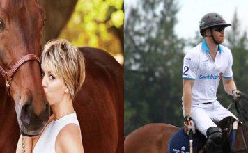 Celebrities Who Love Horses