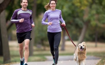Exercise Safely With Your Dog